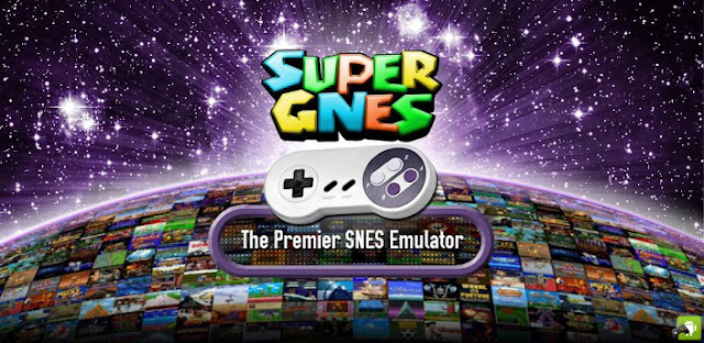SUPER GNES V1.3.11 FULL APK ANDROID GAME