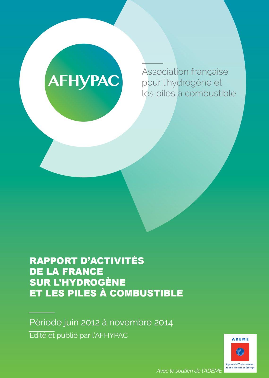 APHYPAC RAPPORT D'ACTIVITE 2015