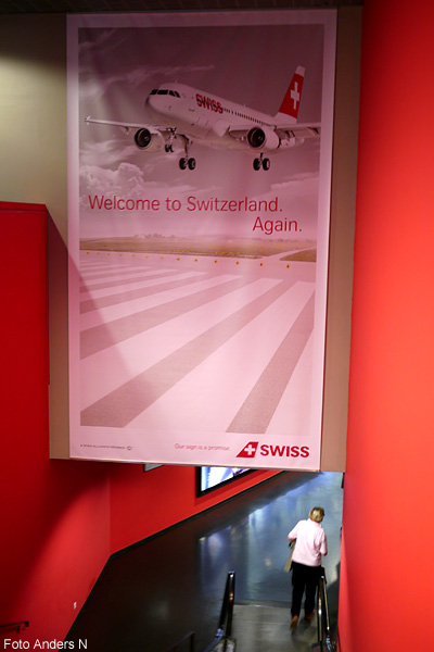 Basel airport, basels flygplats, swiss air, flygbolag, schweiz