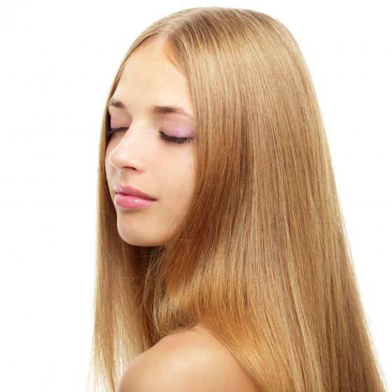 Tinte color miel para pelo