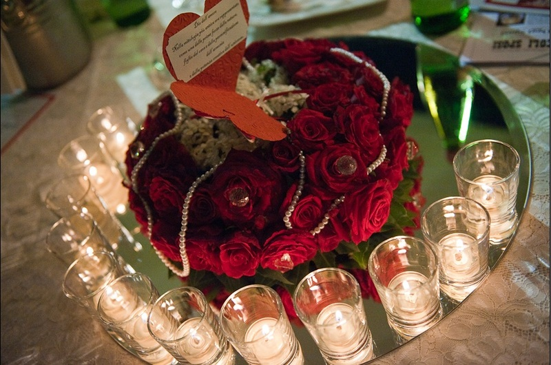 Matrimonio Tema Divinità Greche : Sposarsi in rosso