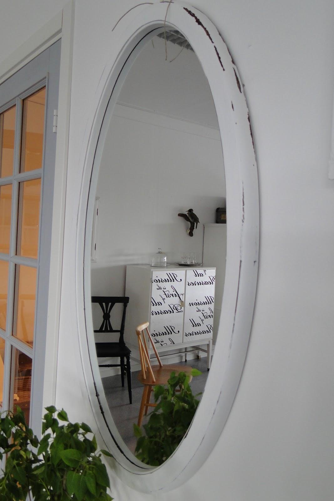 byrå speglar ~ bevara bloggen fint i hallen