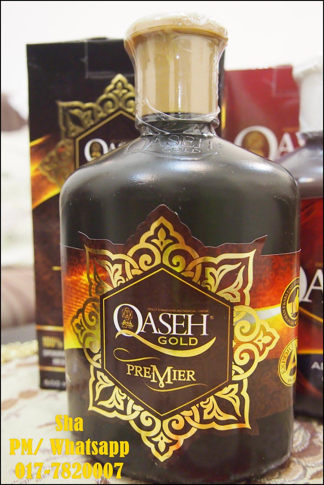 QASEH GOLD PREMIER
