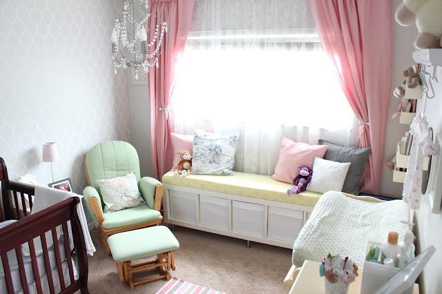 Mommy Vignettes Ikea No Sew Window Bench Tutorial