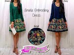 GC1620 Amelia Embroidery Dress SOLD OUT
