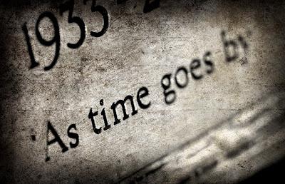Como o tempo passa...