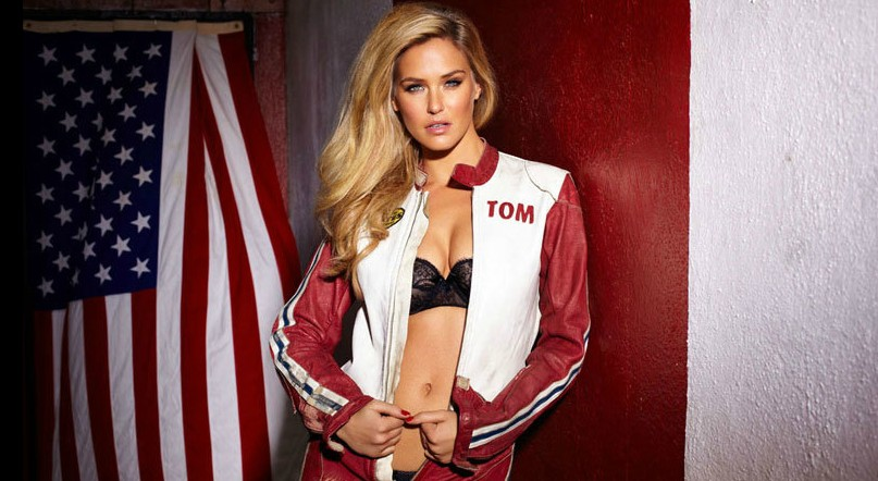 Bar Refaeli – Photoshoot by Gavin Bond