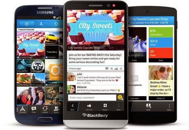 News - BBM display for Android and iOS will be revamped
