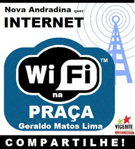 INTERNET NA PRAÇA