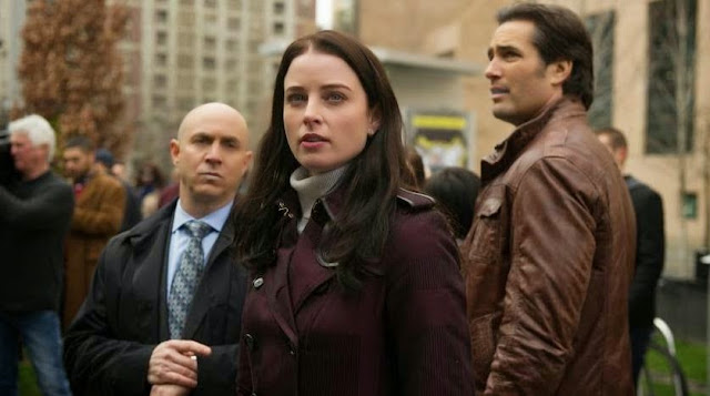 Continuum - Episode 3.06 - Wasted Minute - Review