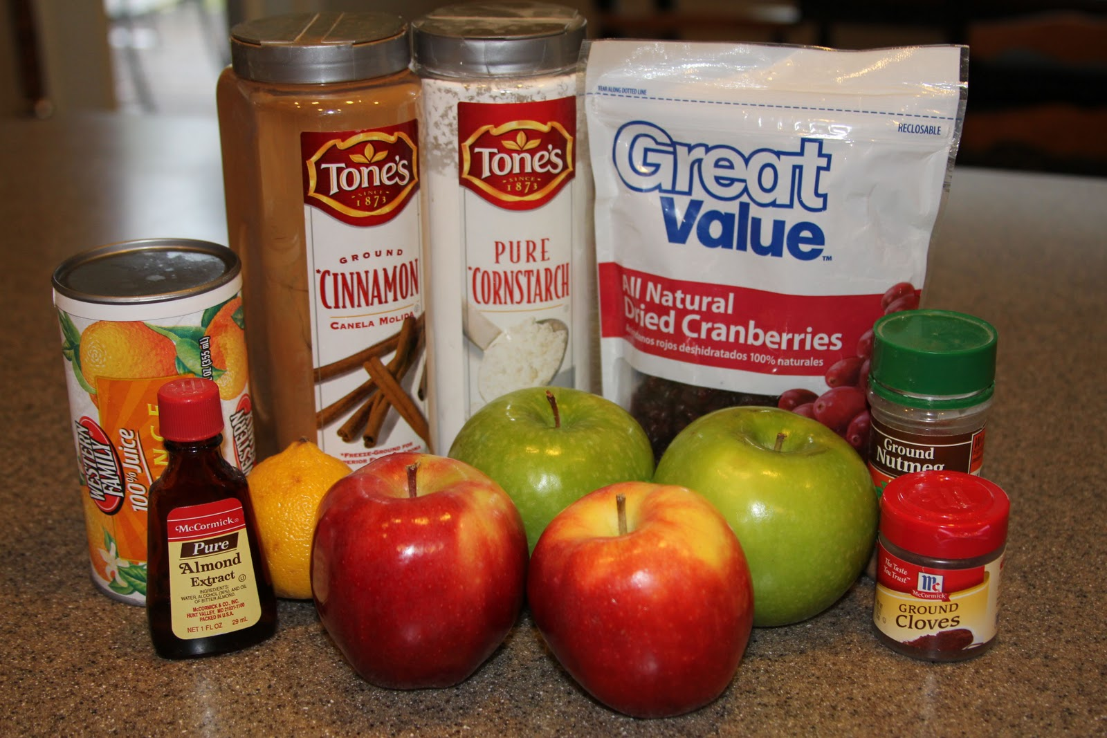 Apple-Cranberry Crepes - Cooking With Ruthie