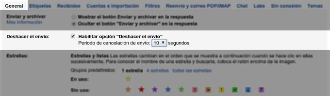 Deshacer El Envío En Gmail Disponible Para Todos