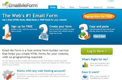 Sign Up - Criar uma conta