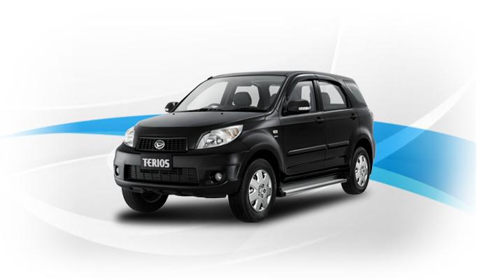 Spesifikasi Daihatsu Terios