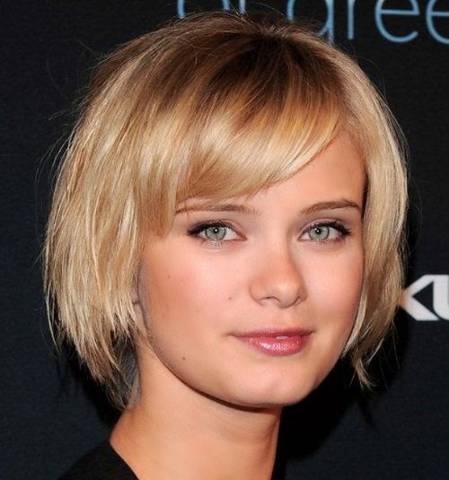 Hairstyle Square Face : Short Hairstyles for Square Faces and Fine Hair