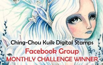 Ching Chou Kuik Winner badge