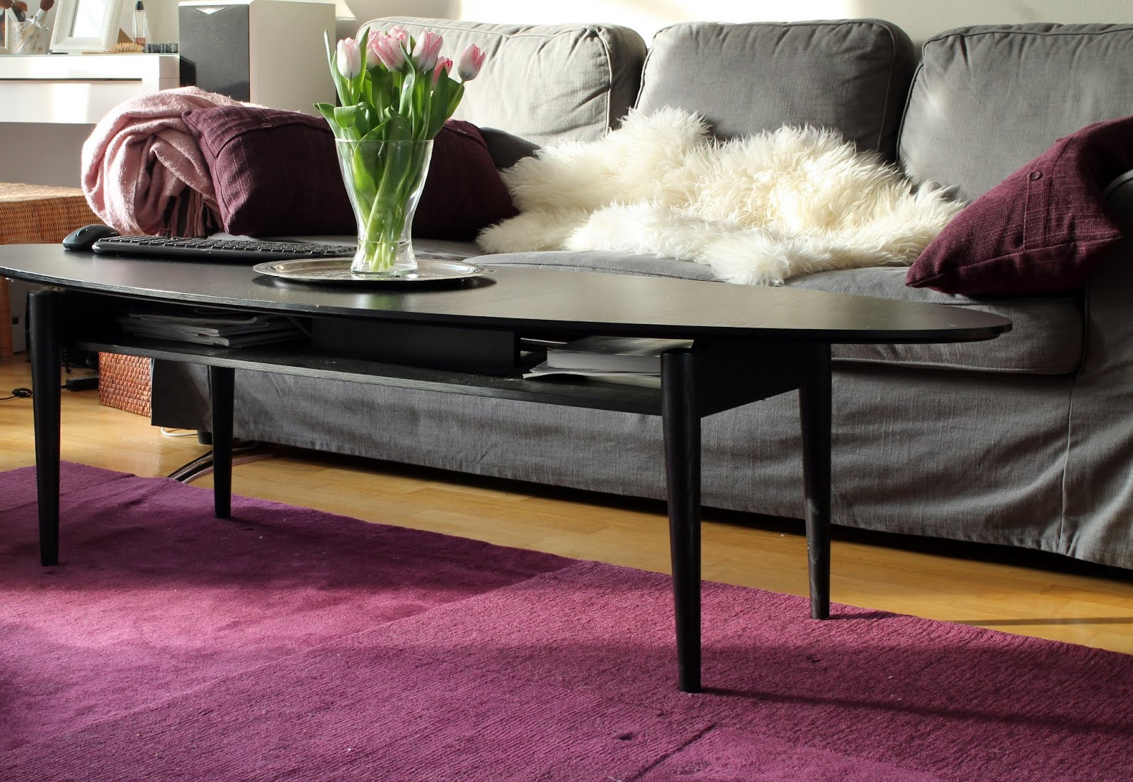 ikea stockholm sohvapöytä, ektorp sohva