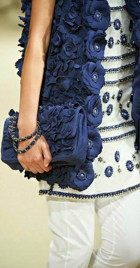 Tendências moda primavera-verão 2015 tecidos enriquecidos
