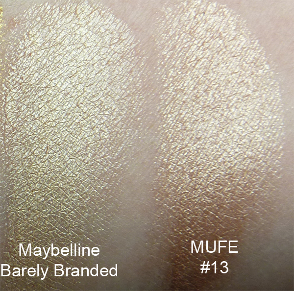 Girlie review maybelline color tattoo metals for Maybelline color tattoo barely branded