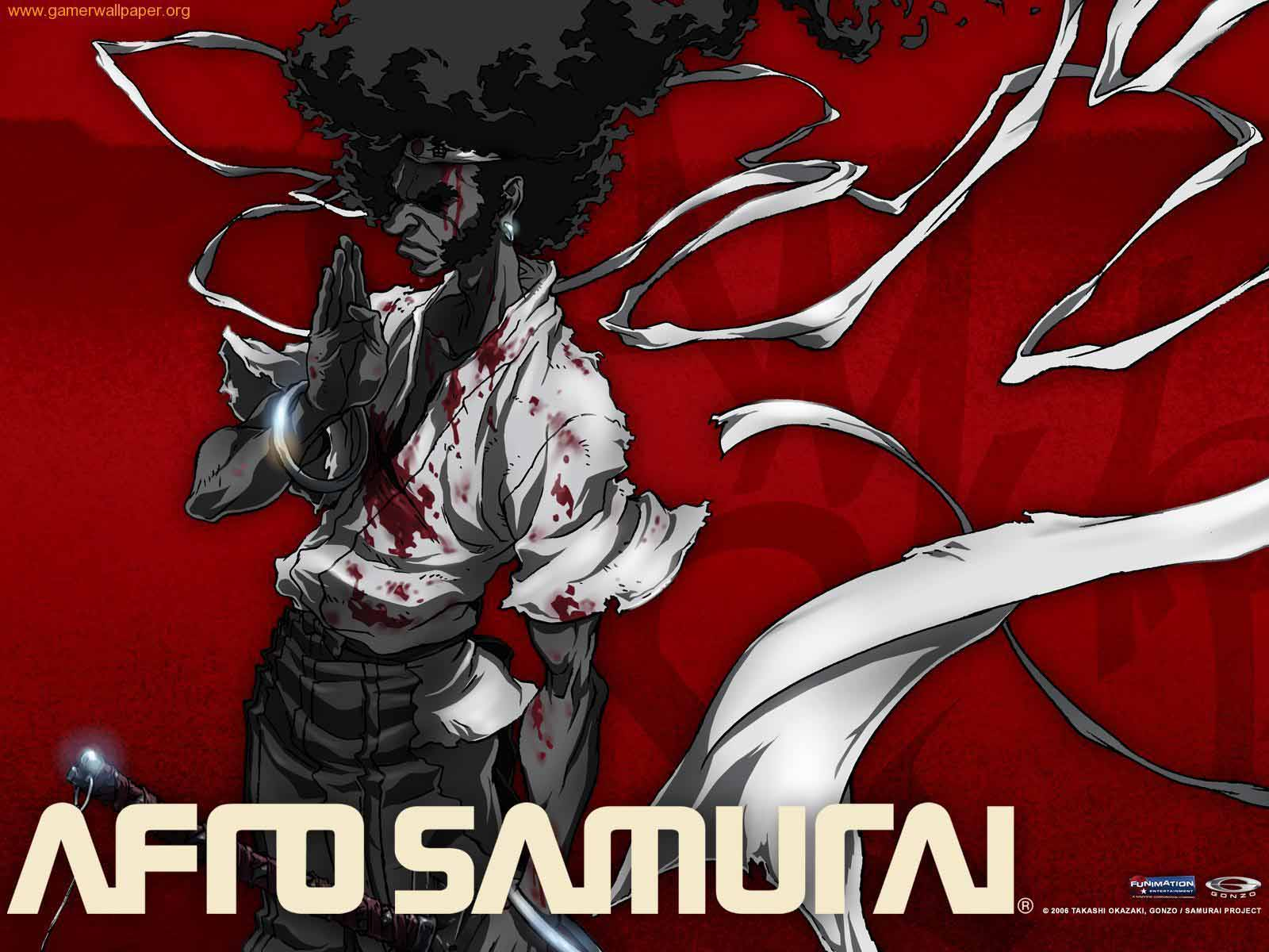 high quality wallpapers afro samurai wallpapers