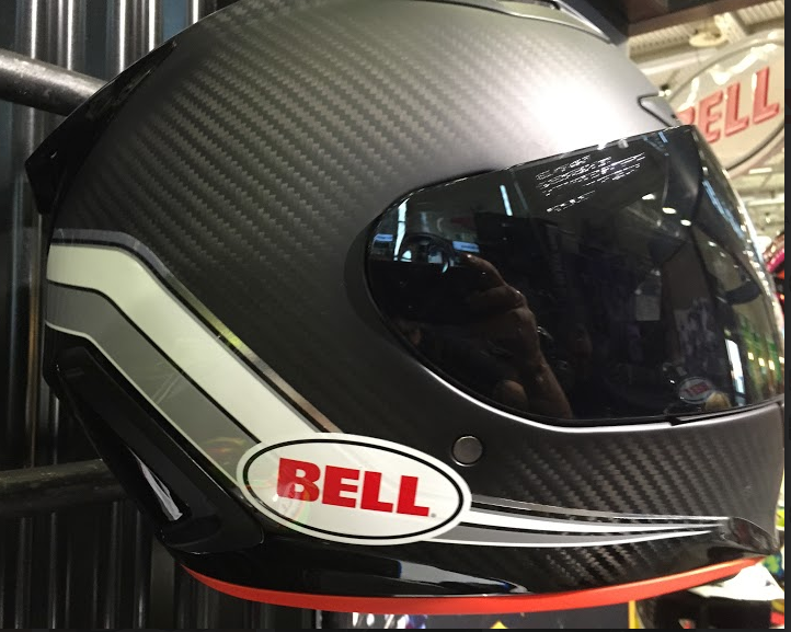 Bell Star Carbon Union Motorcycle Helmet