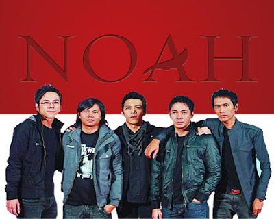 Foto Terbaru Noah Band