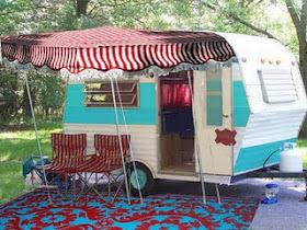 Mary Lou My Vintage Camper