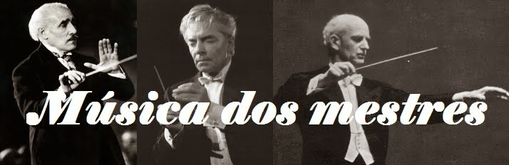 Música dos Mestres