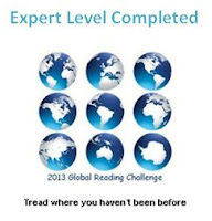 2013 Global Reading Challenge completed