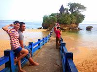 wisata malang, balekambang malang, pantai balekambang