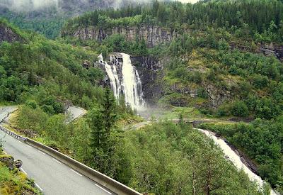 Estrada de Mabodalen – Noruega