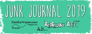 Junk Journal Project 2019
