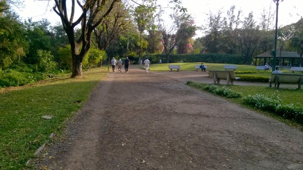 Jogging track, Pune