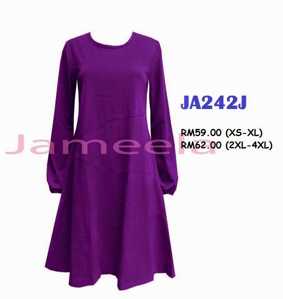T-shirt-Muslimah-Jameela-JA242J