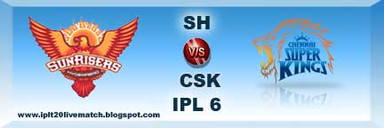 IPL Squad Profile and IPL 6 Live Streaming Video IPL 6 Point Table