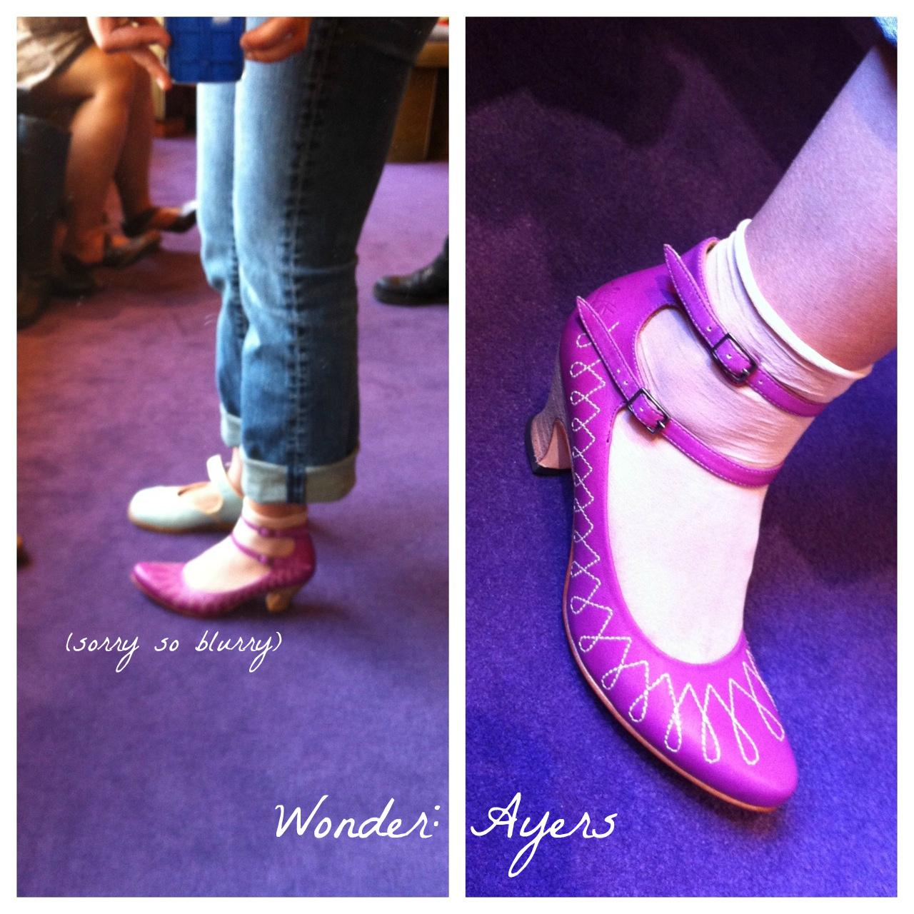 Wonder: Ayers