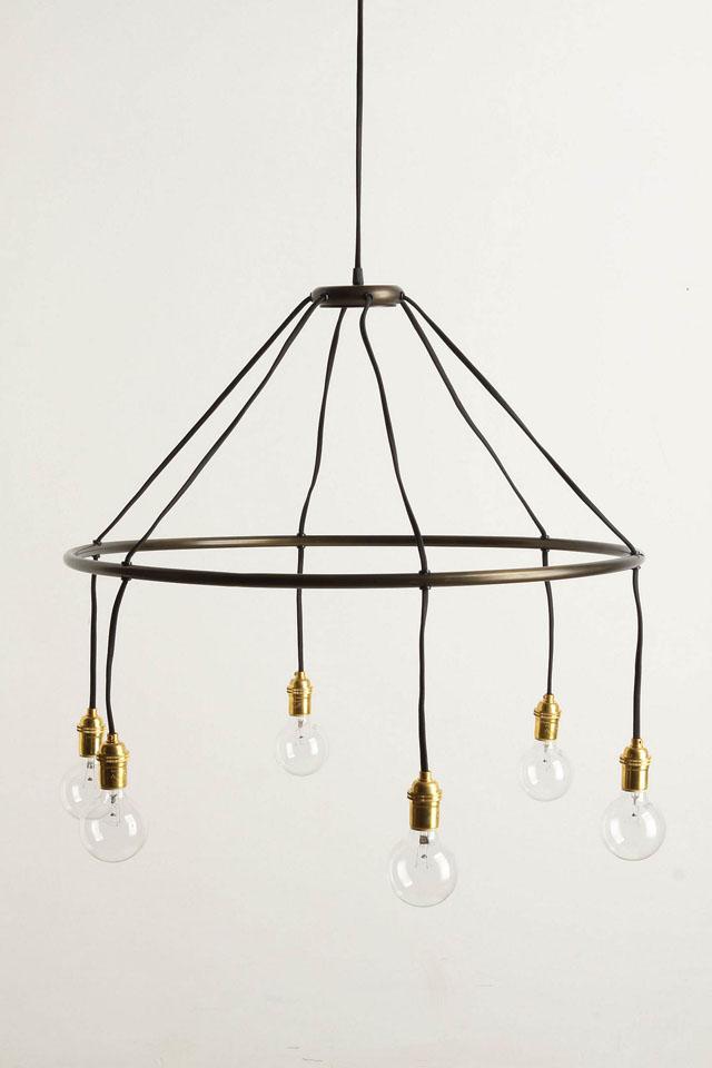 Roost halo chandelier my modern house roost halo chandelier aloadofball Gallery