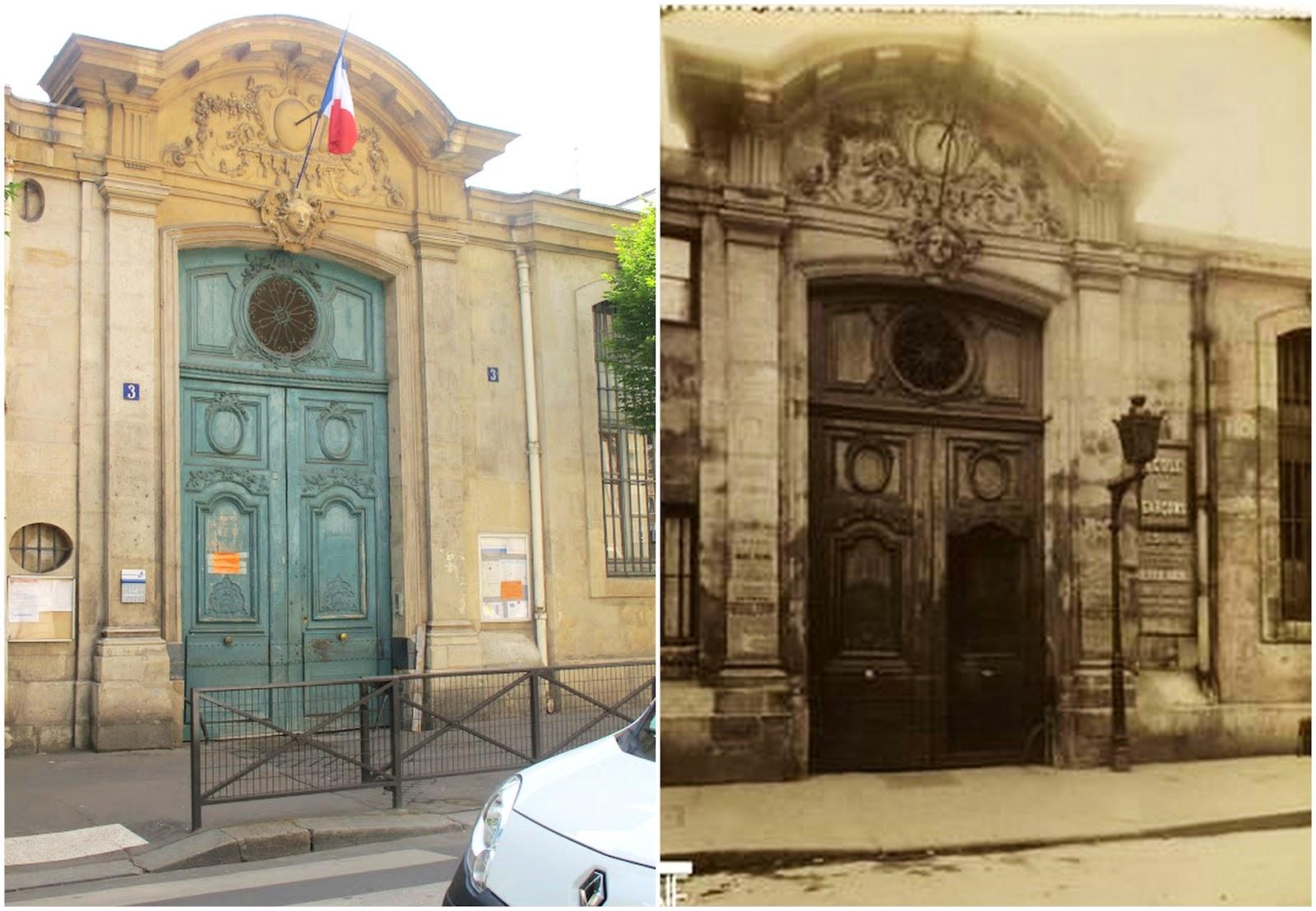 Photographie paris d 39 hier et d 39 aujourd 39 hui parall le for Photographie paris