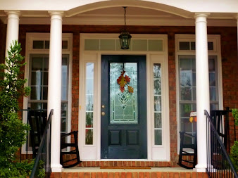 #9 Front Door Design Ideas