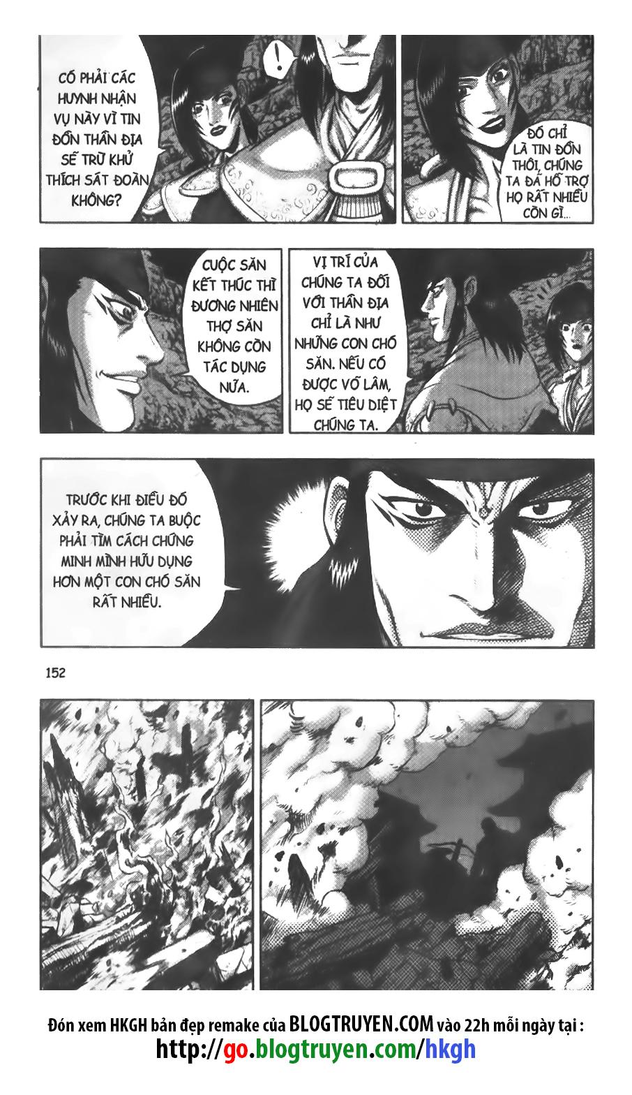 Hiệp Khách Giang Hồ chap 338 page 18 - IZTruyenTranh.com