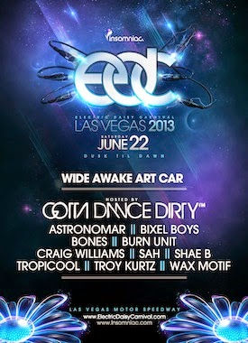 SAH & Friends @ 2013 EDC!