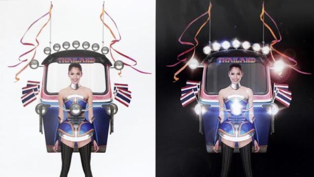 Tampil Beda, Miss Universe Thailand Pakai Kostum Bajai