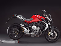 2013 MV Agusta Brutale 675 Motorcycle Photos 2
