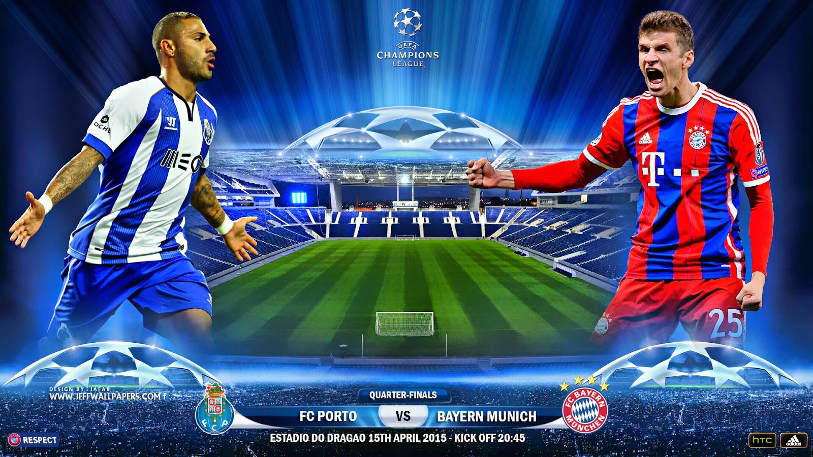 Tip kèo cá cược Porto vs Bayern Munich