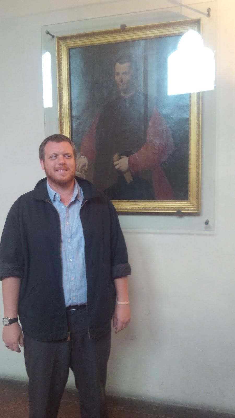 dissertation machiavelli me the portrait of machiavelli in the palazzo vecchio in florence