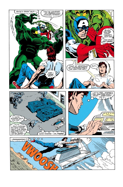 Captain America (1968) Issue #398 #331 - English 16