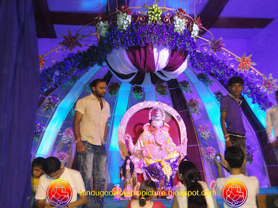 Ganesh God Image  Ganesh Chaturthi, Behind Palanpur Patia Police Station, Surat