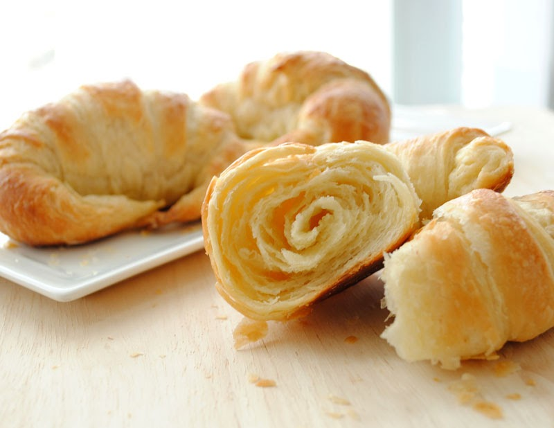 Leanne bakes: Perfect, flaky croissants, and a guest post on C&C ...