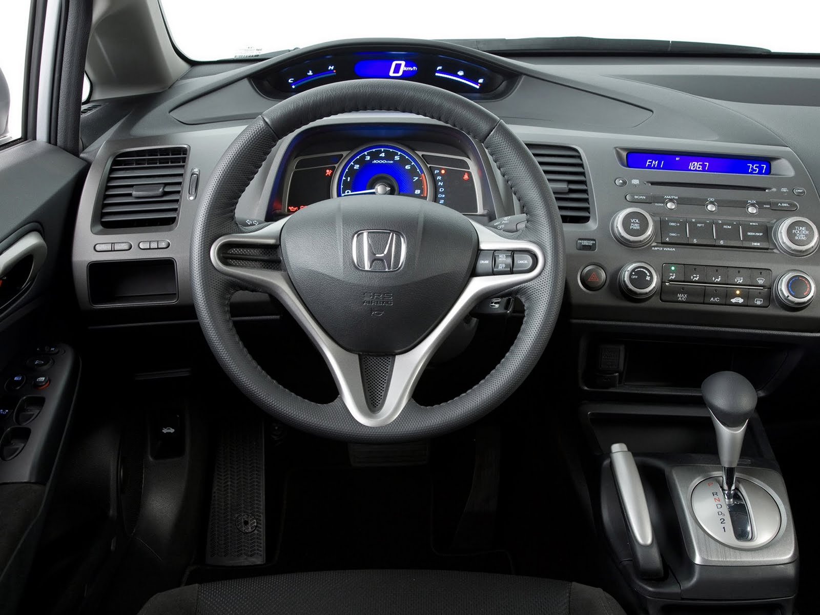 auto car prices reviews and pictures 2011 honda civic interior. Black Bedroom Furniture Sets. Home Design Ideas