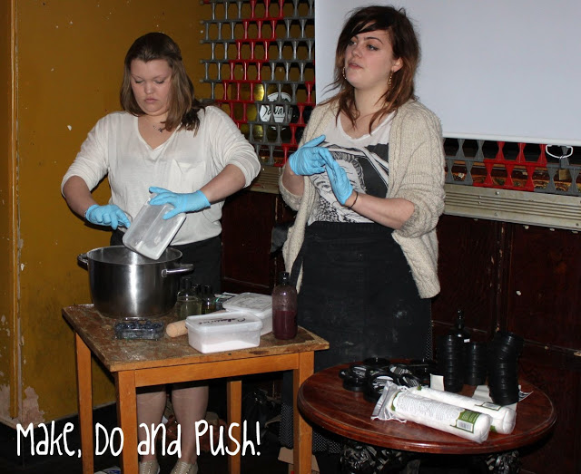 Lush Demo Btonbloggermeet